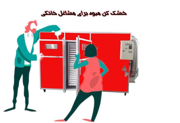 مزایای خرید دستگاه میوه برای مشاغل خانگی