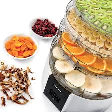 طرز کار دستگاه های میوه خشک کن خانگی