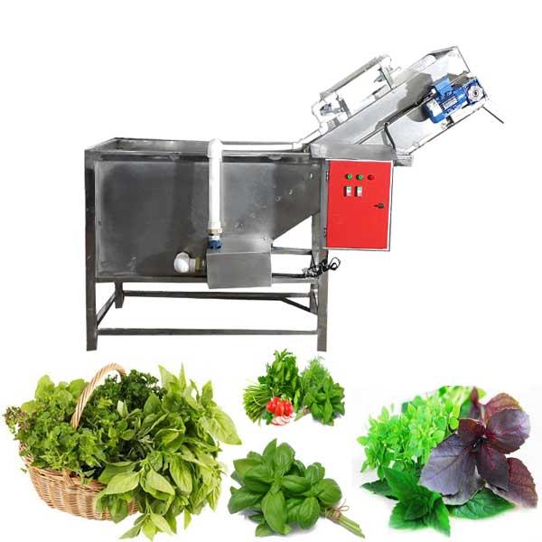 دستگاه شستشوی سبزی صنعتی